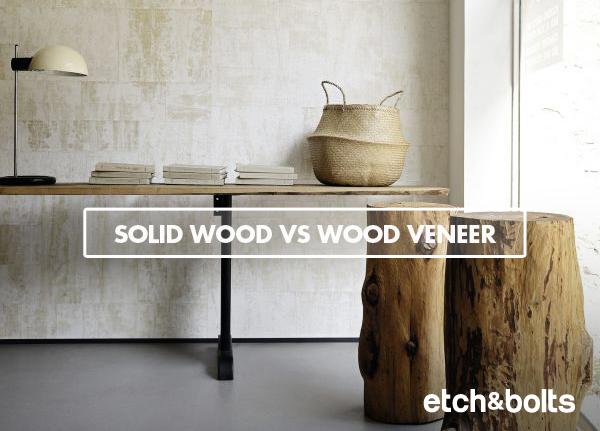 Solid Wood Or Wood Veneer