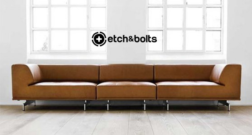 Leather Or Fabric Sofa Etch Amp Bolts