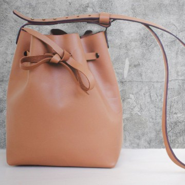 Leather Workshop: The Bucket Bag