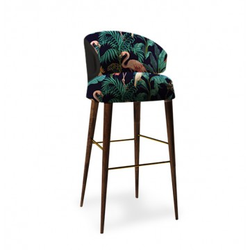 Hertford Bar Stool (Tropical)