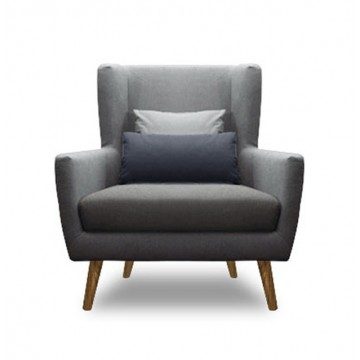 Jacques Highback Armchair