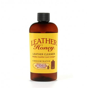 Leather Honey - Concentrated Leather Cleaner (4oz)