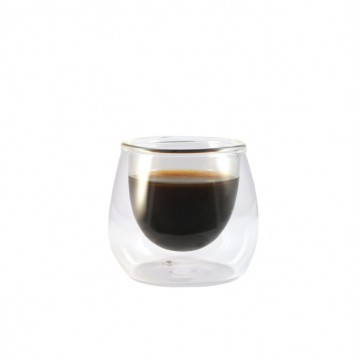 Double Wall Glass 60ml (Small)