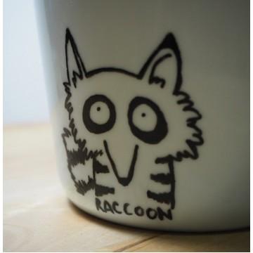 Animal Ceramic Cup