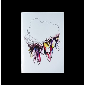 Crystal Storm Notebook
