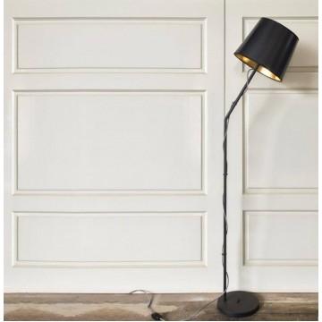 Asphalt Floor Lamp with Lux A
