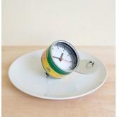 Canned Food Clock: Champignons Mushroom