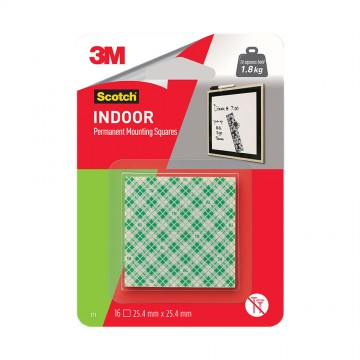 Scotch™ Indoor Mounting Tape Square