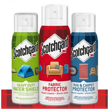 Scotchgard™ - Fabric & Carpet Cleaner (14oz)