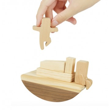 Easy Balance Wooden Balancing Game