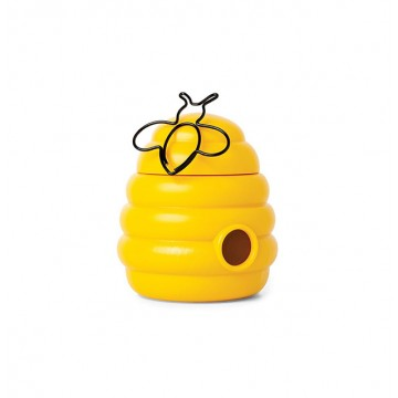 Busy Bees - Paper Clips and Container