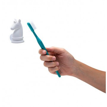 Knight - Toothbrush Hanger