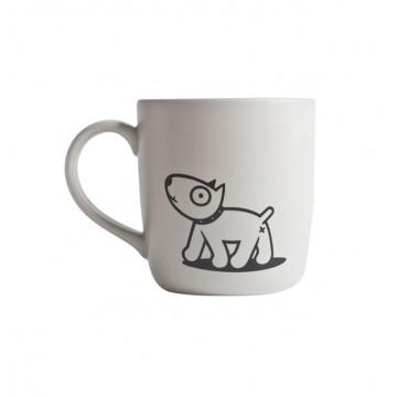 Mr.P & D-Dog Trap Mug