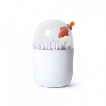 Clownfish Cotton Bud Holder