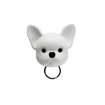 Frenchie French Bulldog Key Holder