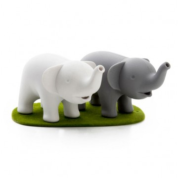 Duo Elephant Salt and Pepper Shaker
