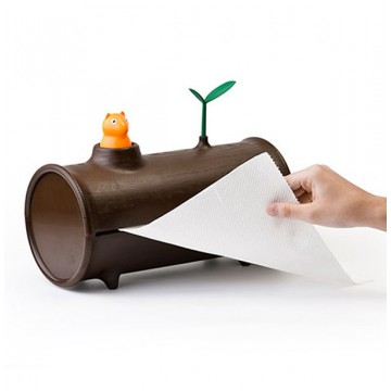 Log 'n Roll Paper Holder