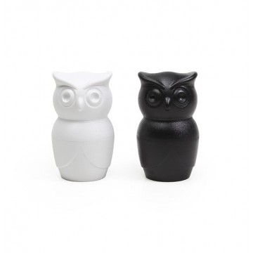 Tasty Owl - Salt & Pepper Grinder