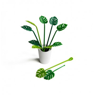 Tropical Party Stirrer and Pick Set
