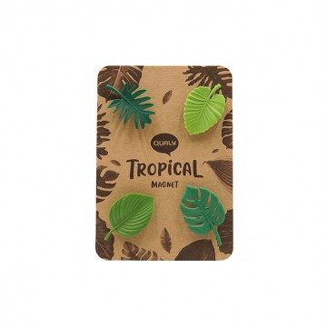 Tropical Magnets