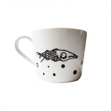 Fish Ceramic Cup