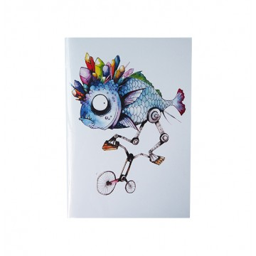 The Cycling Fish Notebook