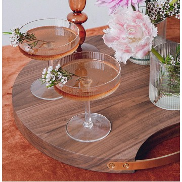 Allie - Champagne coupe (Set of 2)