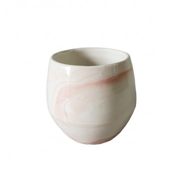 Agami Pink Marble Cup