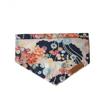 Japanese Flowers Bandana