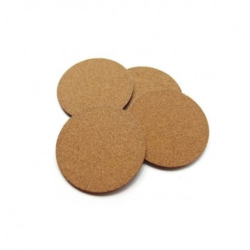 Coins Coaster Set