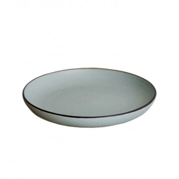 Mint Round Plate