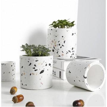 Terrazzo Planter