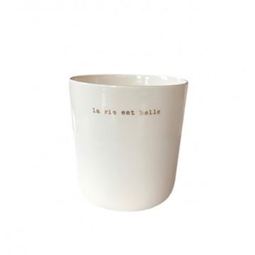 """""""La Vie Est Belle"""" Cup"""