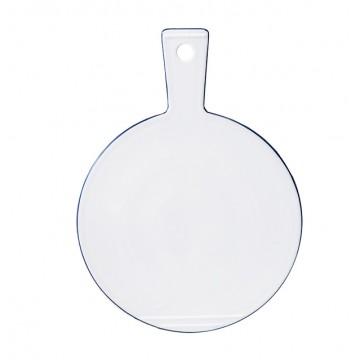 Classic Porcelain Cheese Platter