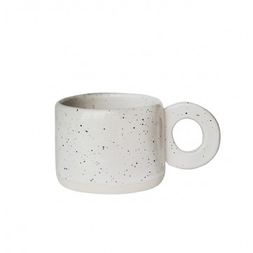 Speckled Organic Cup