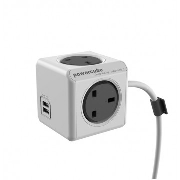 PowerCube Extended USB (Grey)