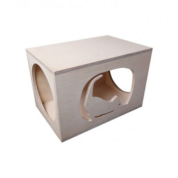 Cat House (Large)