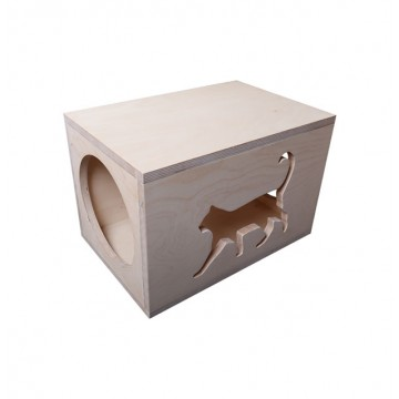 Cat House (Medium)