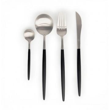 Aranda Cutlery Set [Silver]