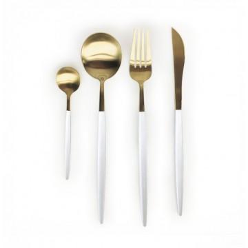 Aranda Cutlery Set [Gold]