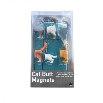 Cat Butt Magnet