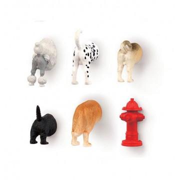Dog Butt Magnet