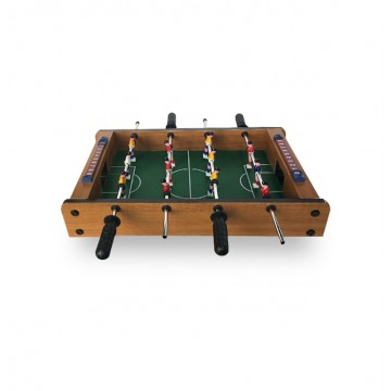 Miniature Table Top Foosbal Set