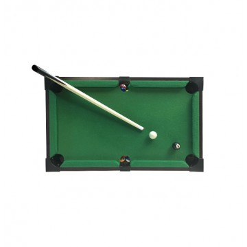 Miniature Table Top Pool Set