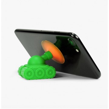 Tank Phone Stand