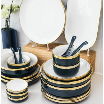 Weinberg Dinnerware Set