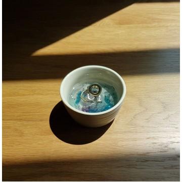 Ceramic Galaxy Bowl