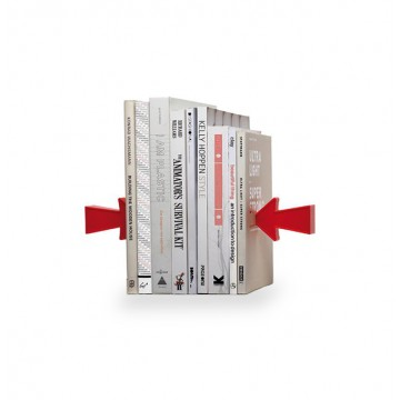 Arrow- Magnetic Bookend Set