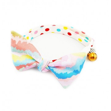 Summer Paddle Pop Cat Collar