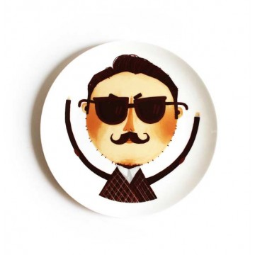 Mr Burrow Dining Plate